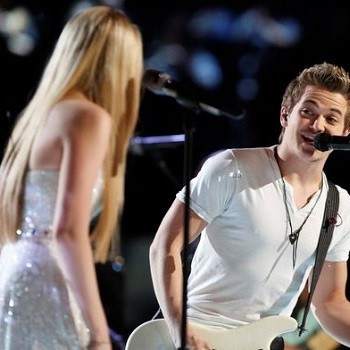 'The Voice': Danielle Bradbery and Hunter Hayes Have Serious Chemistry on Stage (WATCH!)