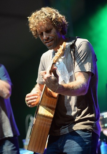 Jack Johnson at Bonnaroo