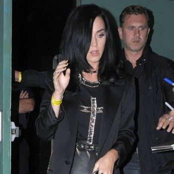 Katy Perry and Robert Pattinson Hook Up at Bjork Concert?