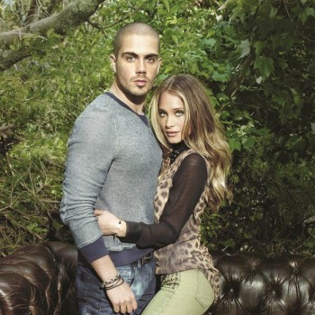 'The Wanted's Max George Gets New Modeling Gig