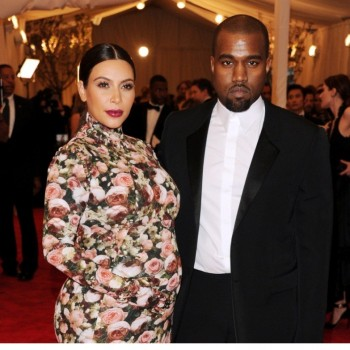 Kim Kardashian and Kanye West Welcome Their First Child