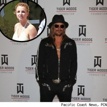 "Kid Rock Calls Britney Spears a ""Space Cadet"""