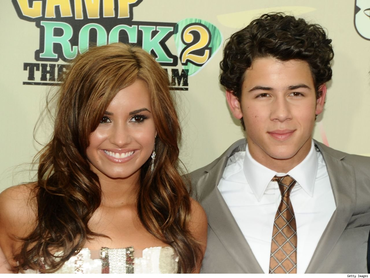 Nick Jonas and Demi Lovato wrote songs for Demi album