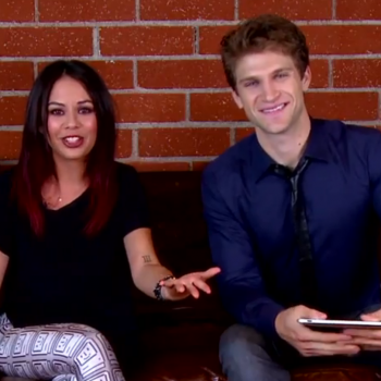 Keegan Allen and Janel Parrish Couch Sesh Highlights: What Are Their .