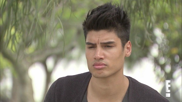 Siva from The Wanted