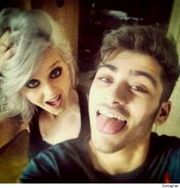 Zayn Malik and Perrie Edwards breaking up vowing to stay together