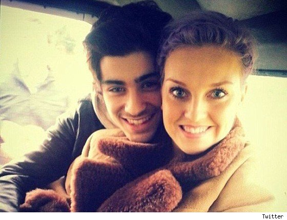 Zayn Malik proud of Perrie Edwards Little Mix One Direction mashup