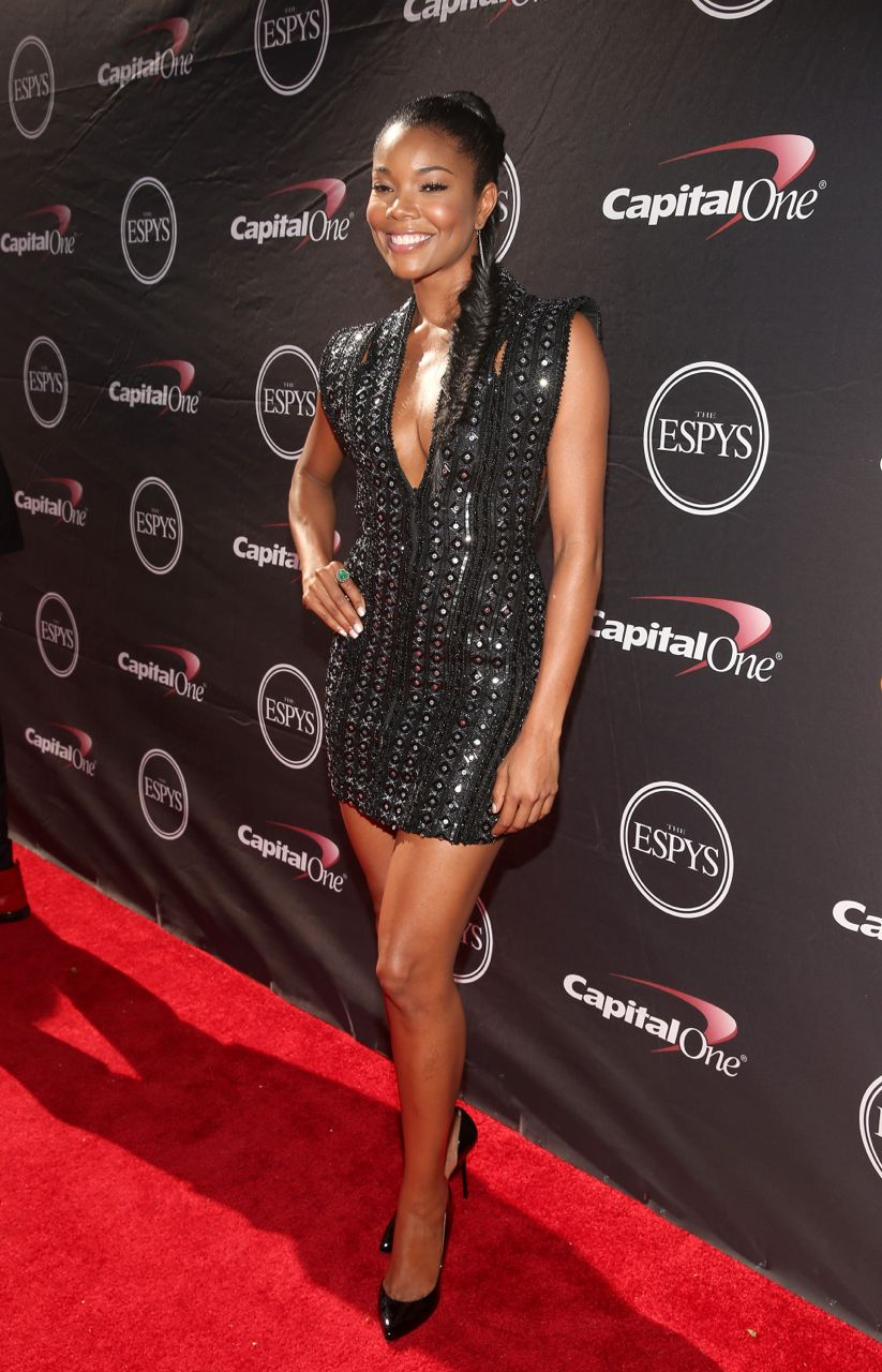 Gabrielle Union best worst dressed 2013 ESPY Awards