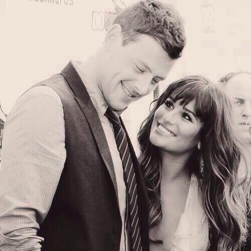 Lea Michele reaction to Cory Monteith death dead news