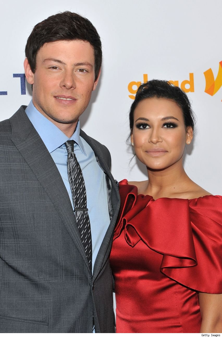Naya Rivera statement about Cory Monteith death
