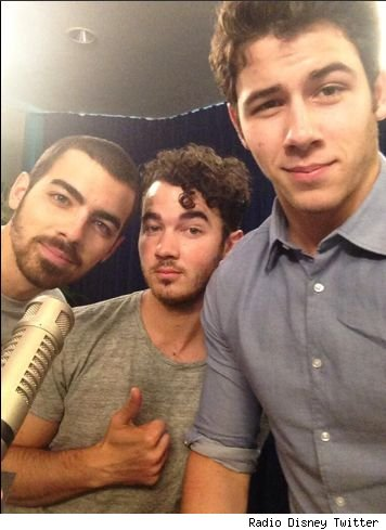 Jonas Brothers new album update release date tour Radio Disney interview