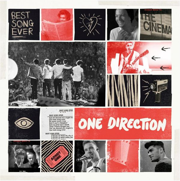 Watch One Direction Best Song Ever music video