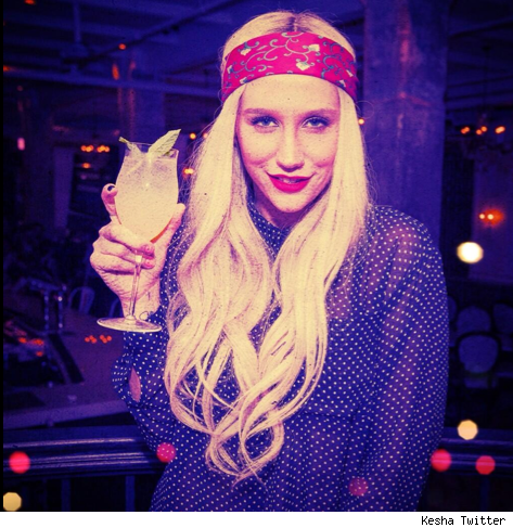 Kesha wants to have sex with Harry Styles