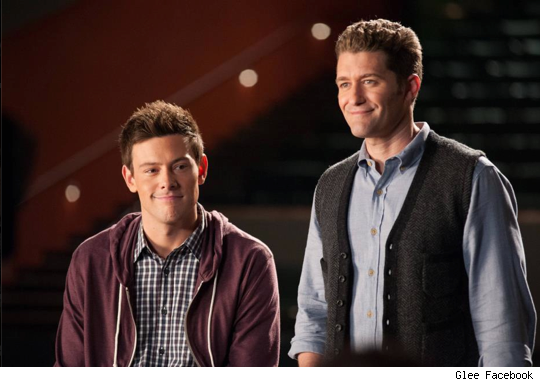 Matthew Morrison tribute to Cory Monteith death Glee