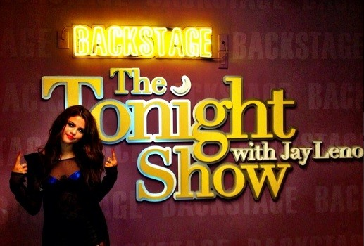 Selena Gomez on 'The Tonight Show'