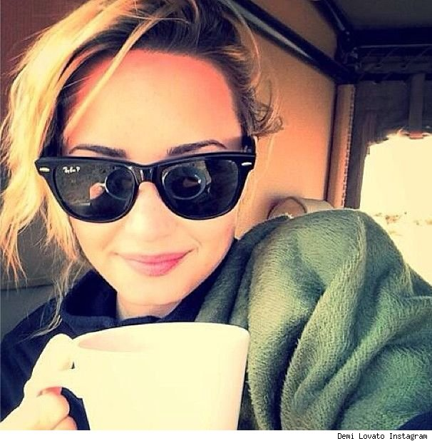 Demi Lovato playing lesbian on Glee season 5