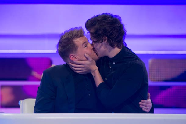 Does A Kiss On The Cheek Mean Anything
