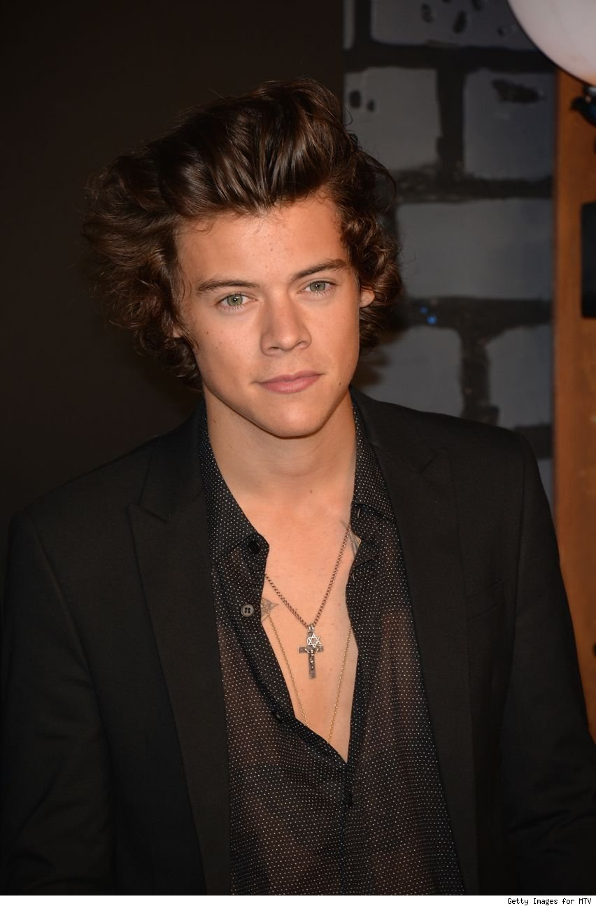 Harry Styles secret girlfriend rumor shot down on Ryan Seacrest