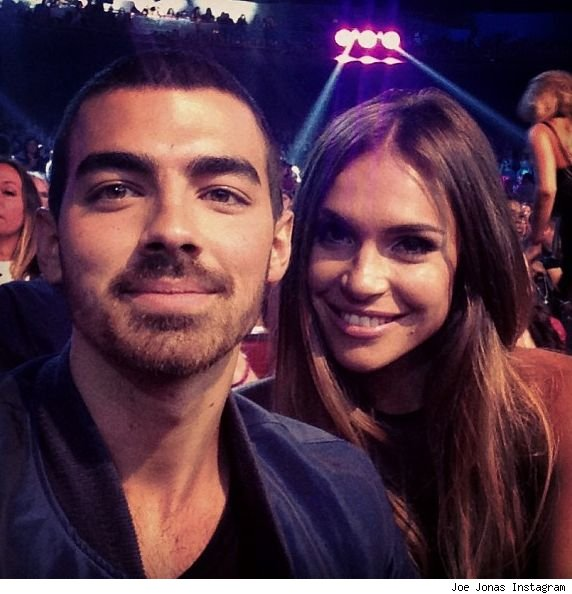 Joe Jonas Blanda Eggenschwiler engaged