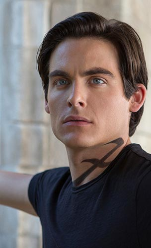 Does Kevin Zegers Look Hotter Candid or in Costume as Alec?
