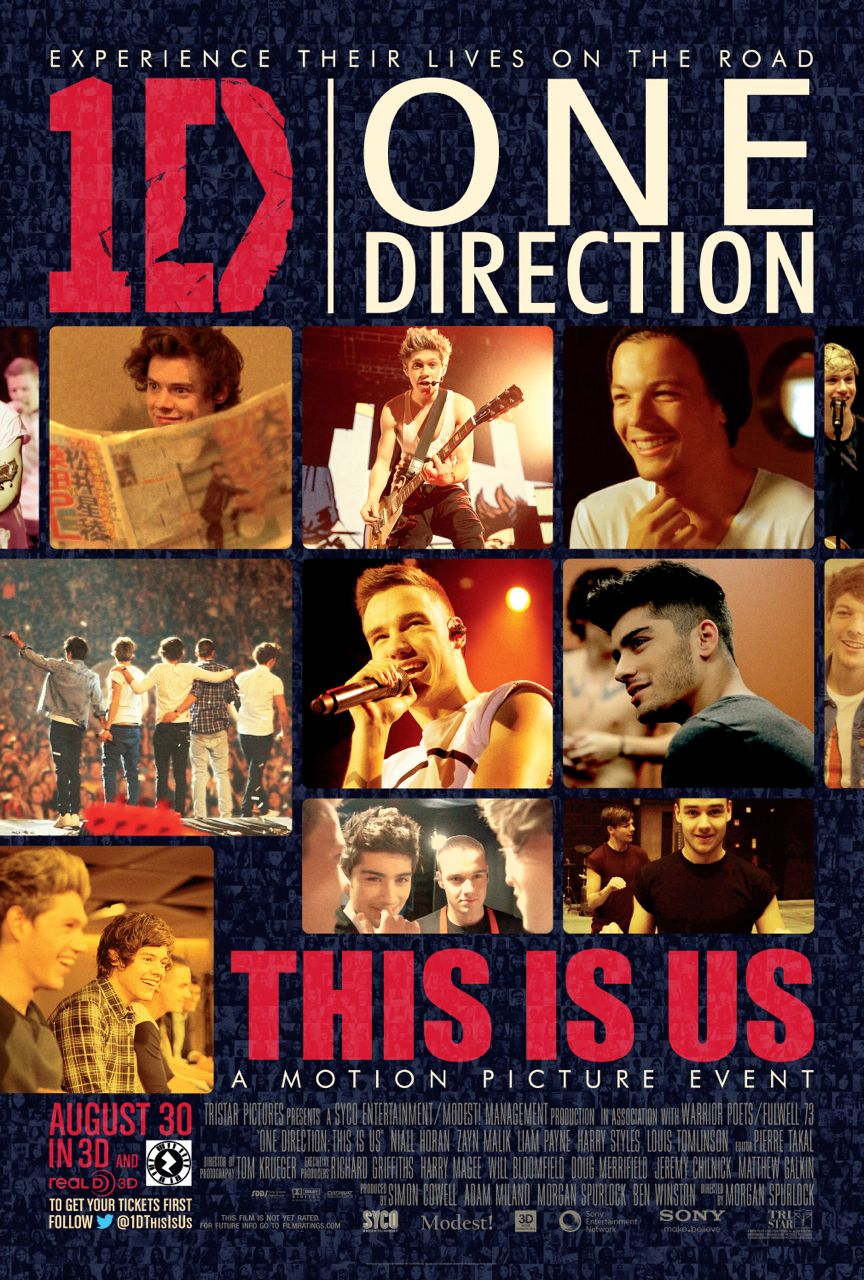 Watch One Direction This Is Us London premiere live streaming video online