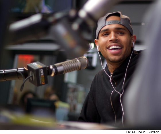 Chris Brown suffered seizure at LA recording studio 911 call