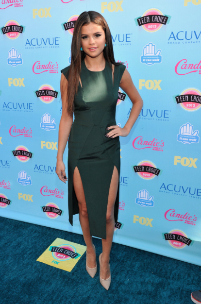 Selena Gomez's Red Carpet Style