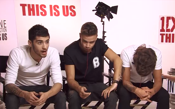 One Direction funny interview moments video