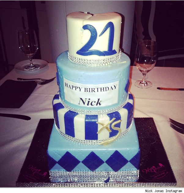 Nick Jonas birthday 21