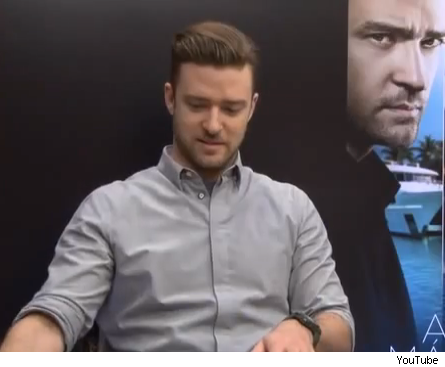 Justin Timberlake pranked in awkward interview Sabrina Sato video