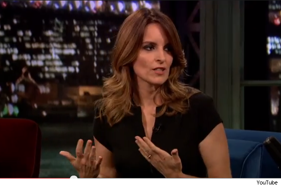 Tina Fey talks nip slip Emmys on Jimmy Fallon video