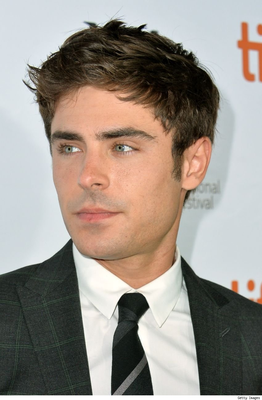 Zac Efron in rehab for cocaine addiction allegedly