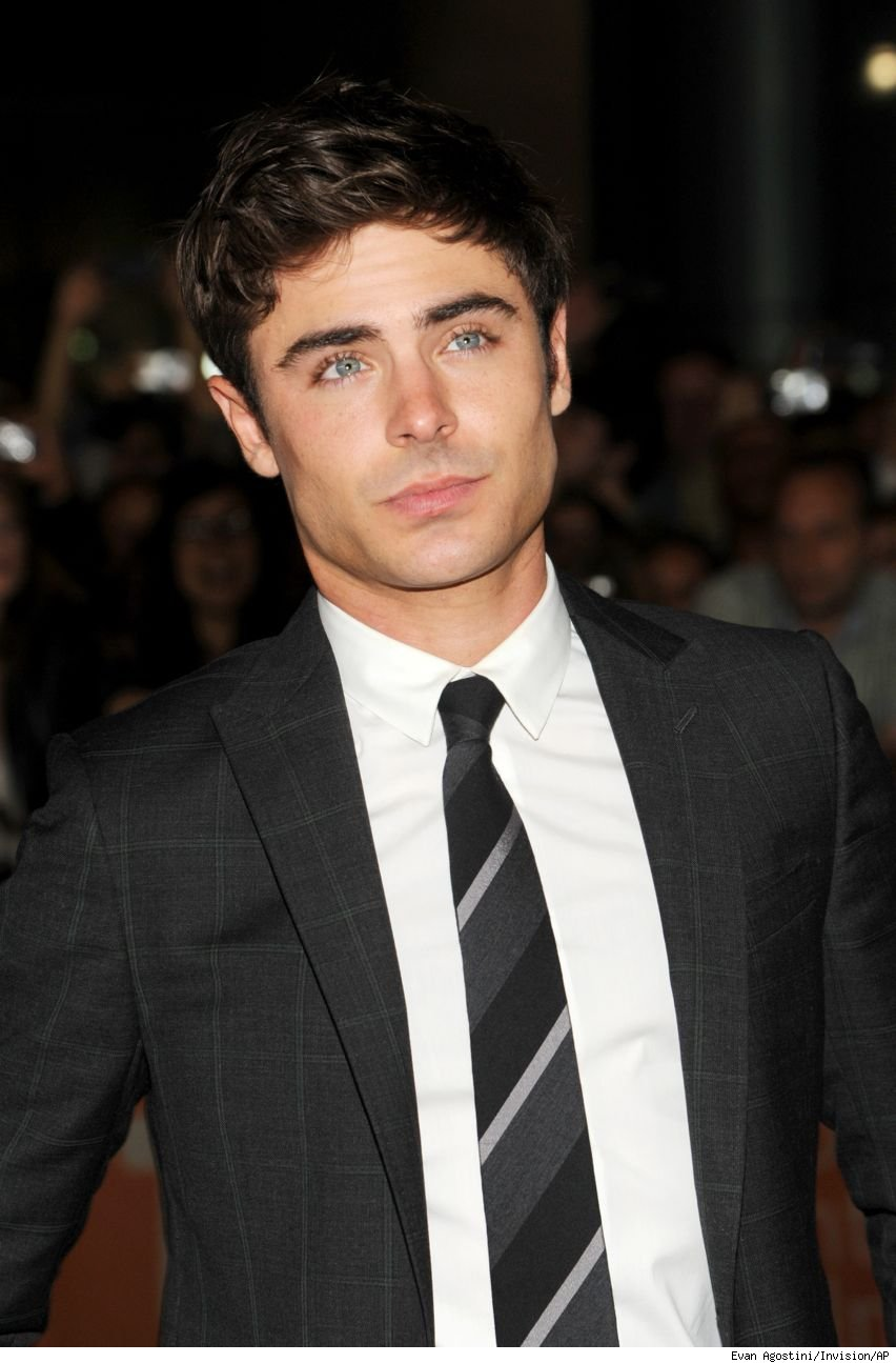 Zac Efron in Rehab twice for cocaine addiction