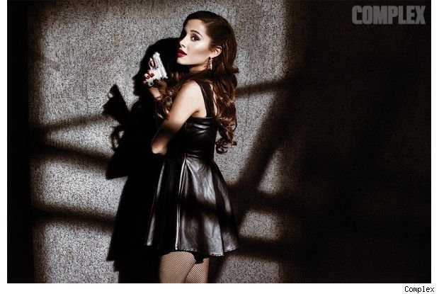 Ariana Grande ghosts demon encounter Complex magazine