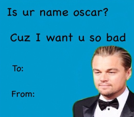 Pass It On Top 8 CelebInspired Valentines Day Cards That Made – Funny Valentines Day Cards Meme