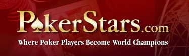 Play poker online at PokerStars