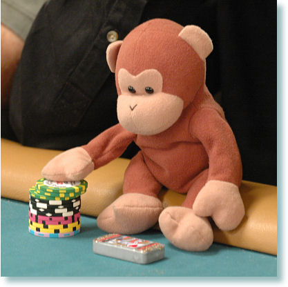 Darwin Plays Poker