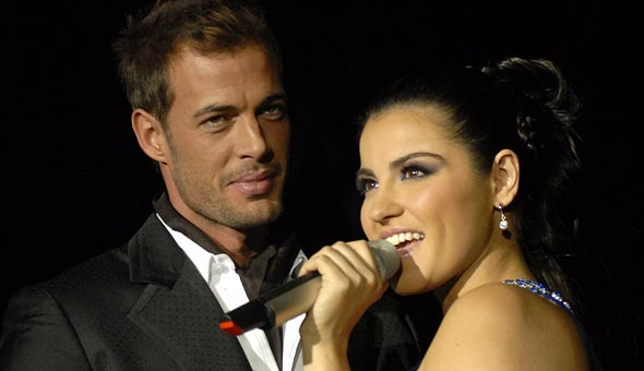 You Maite perroni y william levy share