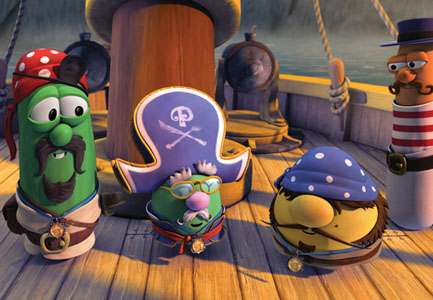 Veggie Tales - We're The Pirates Who Don't Do Anything