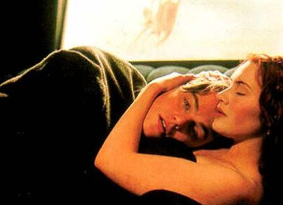 #1 Sex in the Carriage On A Ship: Kate Winslet and Leonardo DiCaprio