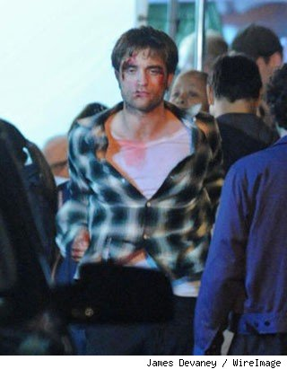robert pattinson y su novia. Robert Pattinson rueda