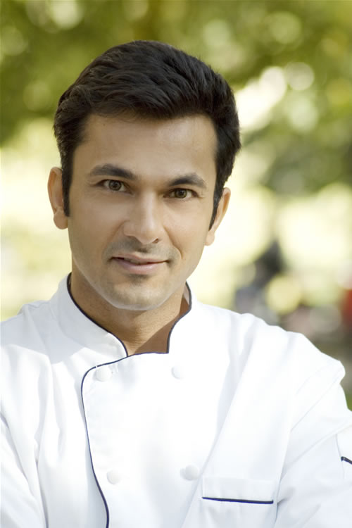 Chef Vikas Khanna of Junoon