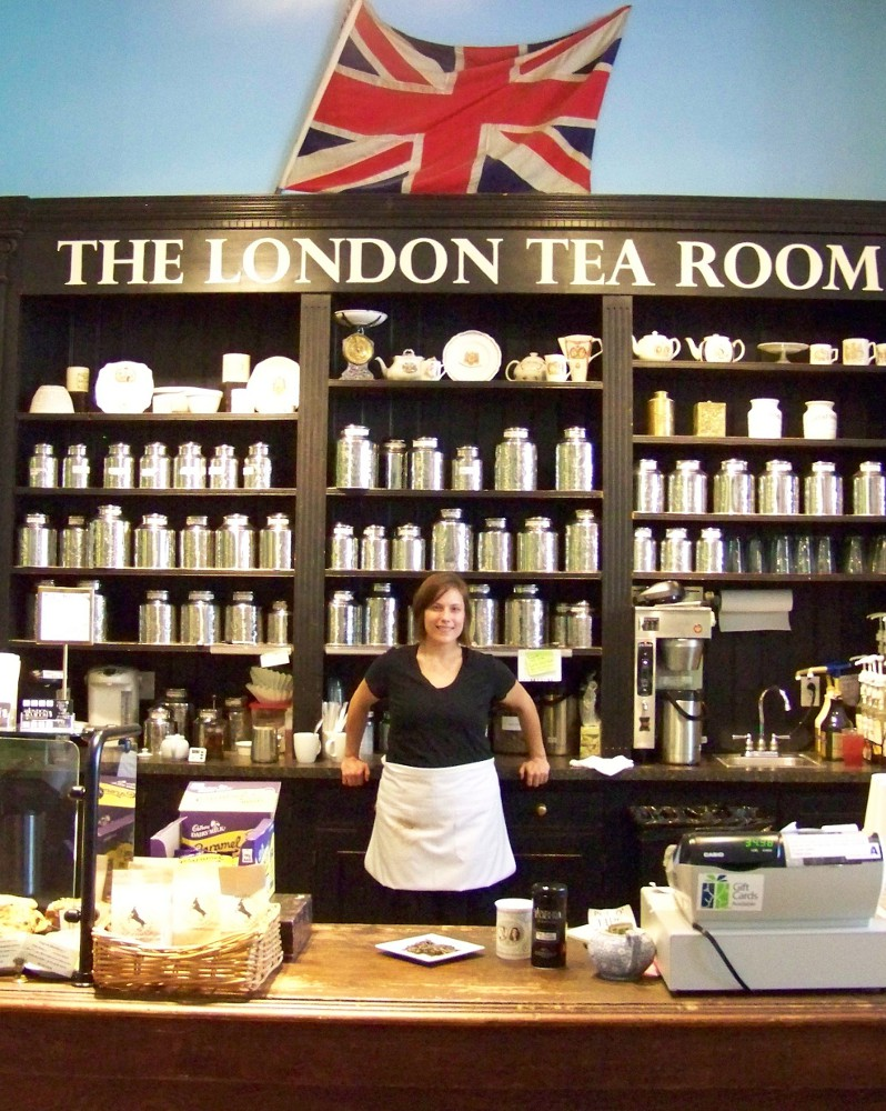 Around the World In 80 Meals: London Tea Room | City's Best