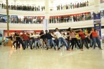 Flash Mob by IIM Bangalore students for Unmaad 2013