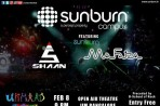IIM Bangalore brings Sunburn to campus @ Unmaad 2013