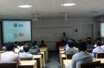 Guest Lecture by Mr. P Anand, Chief Of Marketing, Tata Steel