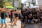 Flash Mob for a Cause by TFAC