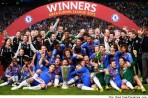 Chelsea wins Europa League with a stoppage-time goal