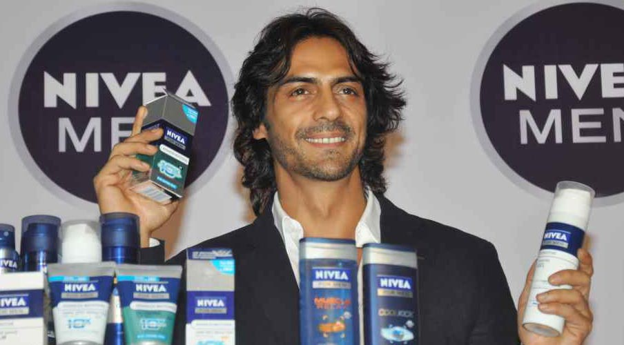 Arjun Rampal launches Nivea Men's new Skin Care Range