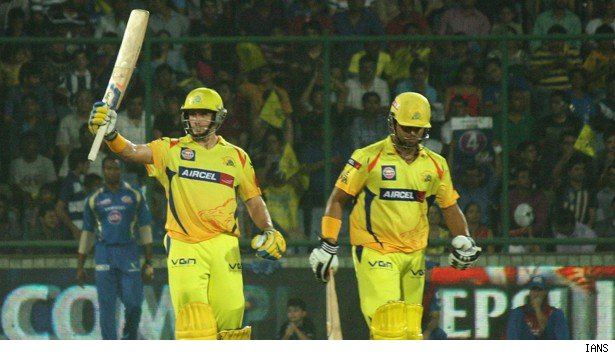 Chennai Super Kings makes it to their fifth IPL final!